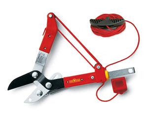 WOLF-Garten RCM Multi-Change Anvil Lopper Tree Care Tool Head, Red, 38x8.53x5.83 cm