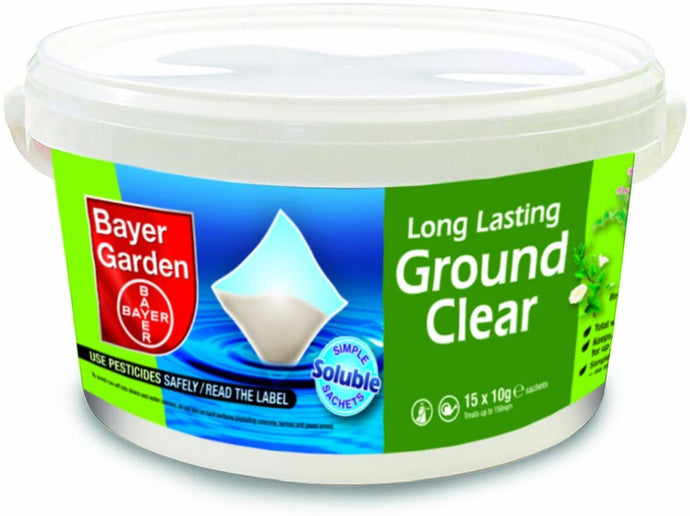 Long Lasting Ground Clear Tub 15-SACHET