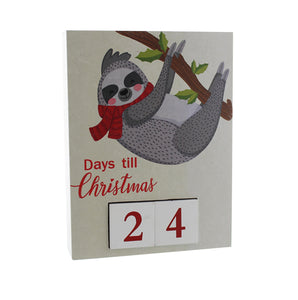 Sloth Advent