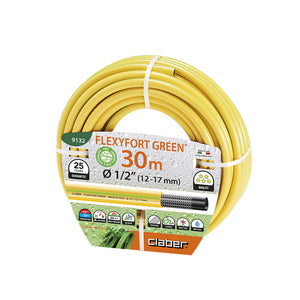 "FLEXYFORT GREEN 1/2"" (12-17mm) 30 METRE-KINK RESISTANT"
