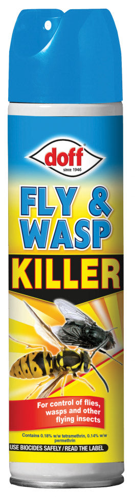 DOFF FLY & WASP KILLER 300ML