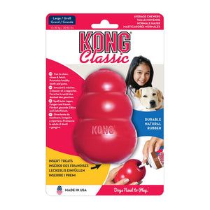 Kong red large