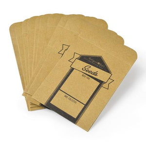BURGON & BALL GES/SEEDENV New Seed Storage Envelopes