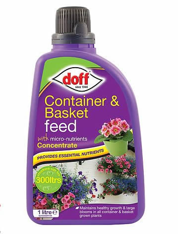 DOFF CONTAINER & BASKET Concentrate 1LT