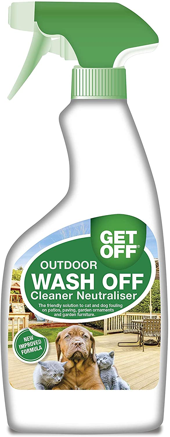 Get Off Outdoor Wash Off Cleaner Neutraliser 500ml