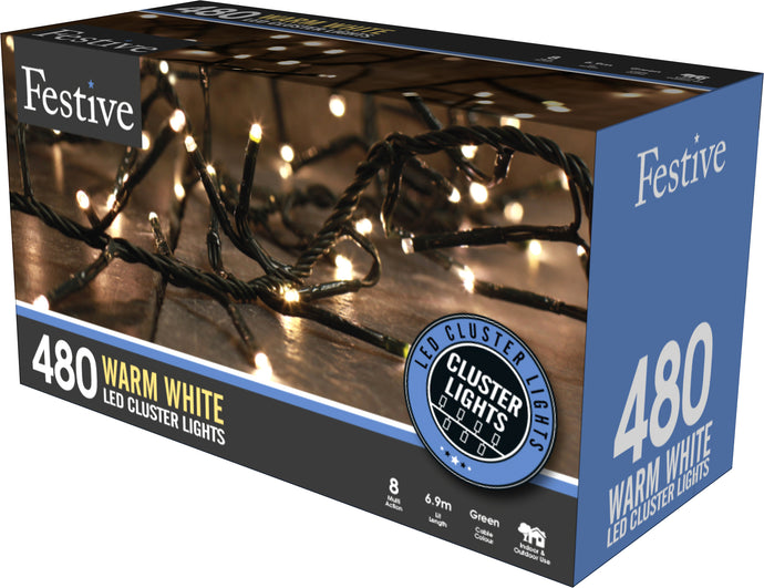 480 multifunction timer cluster lights-warm white