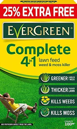 Evergreen Complete 4 In 1 80sqm + 25%