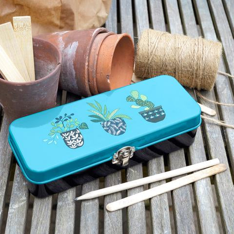 Burgon &; Ball Garden Storage Tin (Brie Harrison)