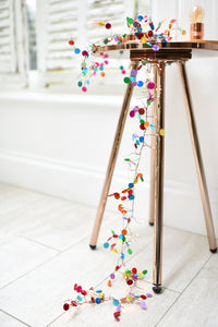 Colourful Confetti Garland