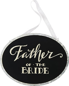 Primitives by Kathy Tin Sign, Father of Bride