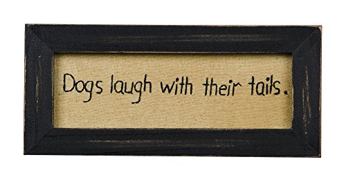 Primitives by Kathy Stichery - Dogs Laugh with Their Tails