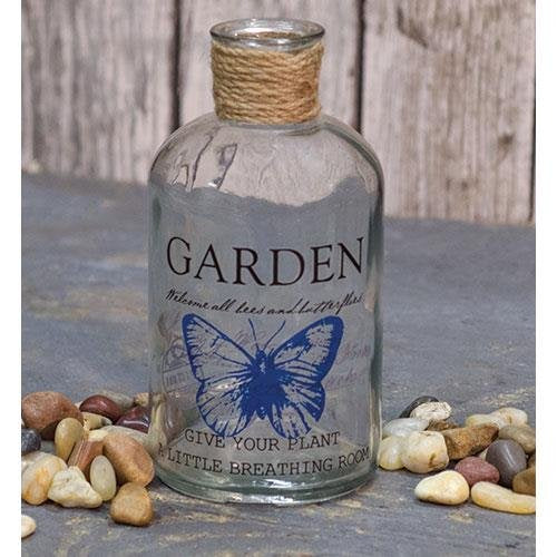 CWI Garden Butterfly Bottle