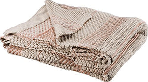 "Primitives by Kathy Throw Blanket ~ Copper Accent 50"" x 60"""