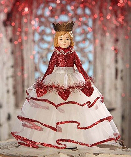Bethany Lowe - Valentine Sweetheart Doll - TD7600