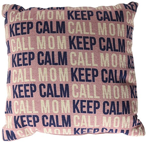 Primitives by Kathy Pillow, 14 by 14.5-Inch, Keep Calm