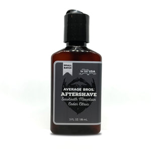 Sawtooth Mountain Cedar Citrus - Aftershave