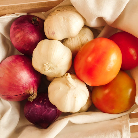 Veggie Kit 1 : Hearty Starter