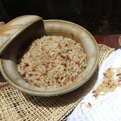 Nutritious Organic Brown Rice