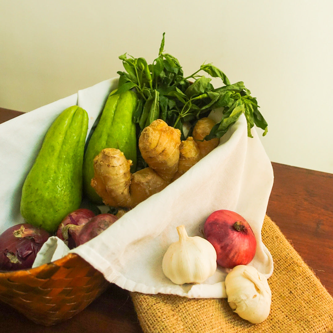 Tinola Recipe Box