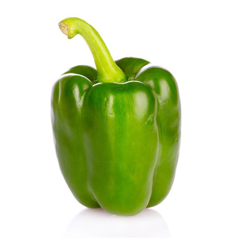 Bell Pepper Green (250g)