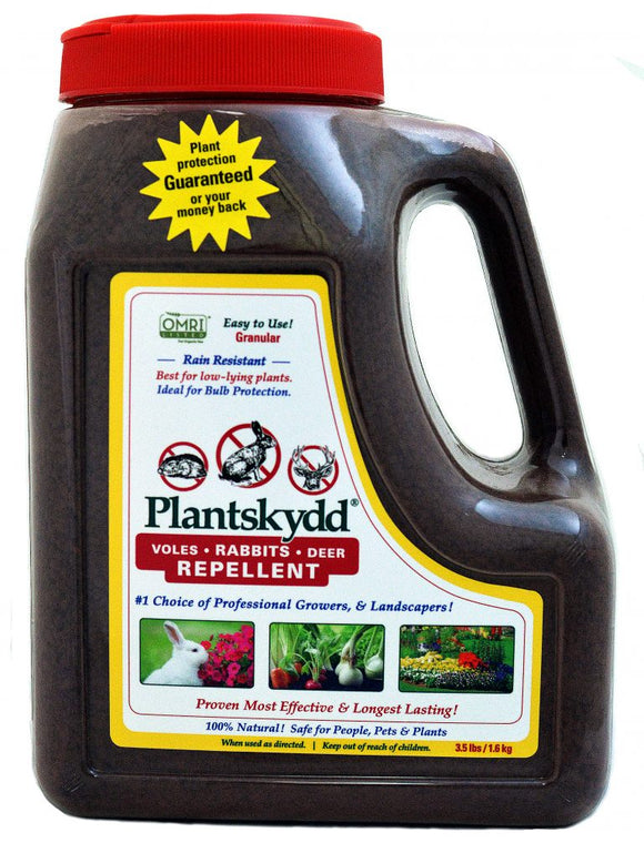 Plantskydd Animal Repellent- 3.5 Lb Shaker Jug