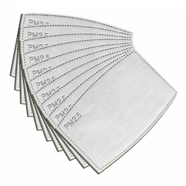 Mask Filters (Pack of 10) - Together Mask