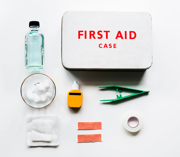 First Aid Tape/Bandage/Gauze/Cotton
