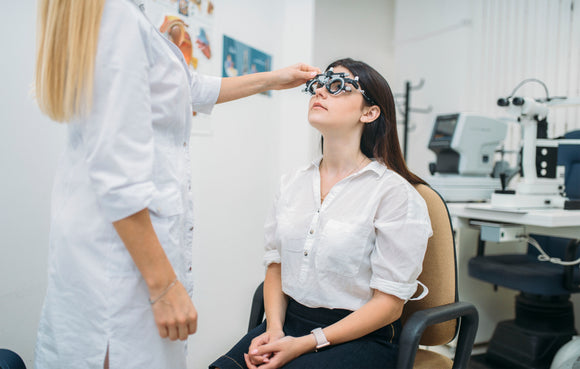 Eye/Lens Care Solutions