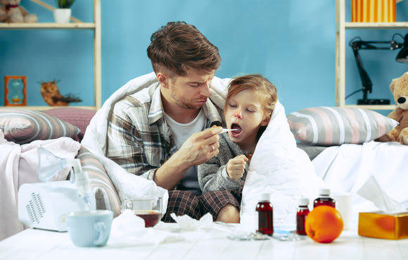 Cough, Cold & Flu for Children
