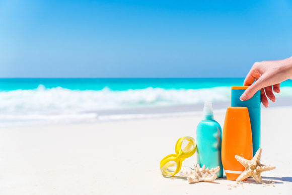 Suntan lotion and oil