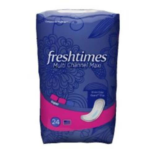 Prevail® Fresh Times® Feminine Pad, 288/CS