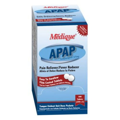 Medique® Acetaminophen, 500/BX