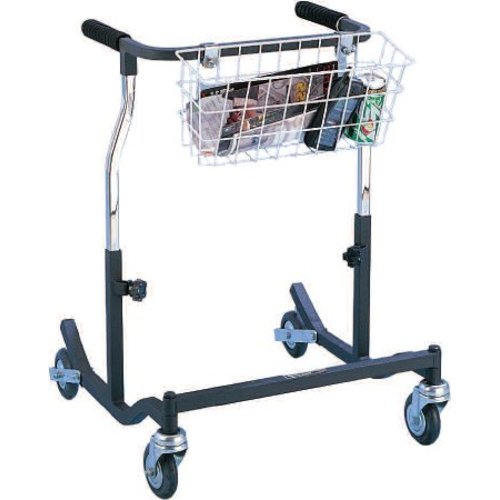 drive™ Anterior Safety Walker, 29 - 36 in., Silver Vein, 400 lbs. Capacity, Steel, 1/EA