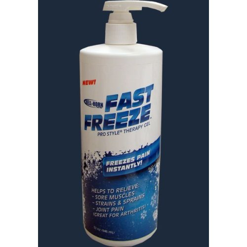 Fast Freeze® Cold Therapy Pain Relief, 1/EA