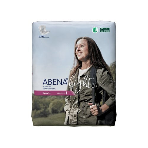 Abena™-Light Super Bladder Control Pad, 30/BG