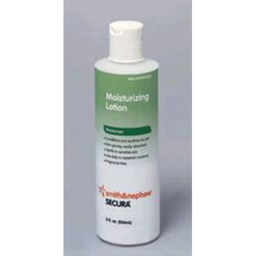 Smith & Nephew Secura™ Moisturizer 8 oz. Bottle, 24/CS