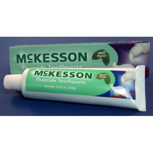 McKesson Toothpaste, 144/CS