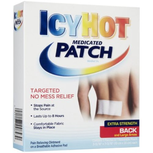 Icy Hot® Pain Relief, 5/PK