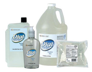 Dial® Sensitive Antimicrobial Soap, 1/EA