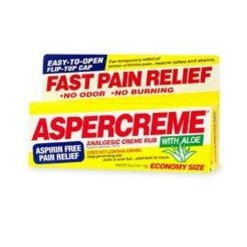 Aspercreme® Pain Relief Cream, 1/EA