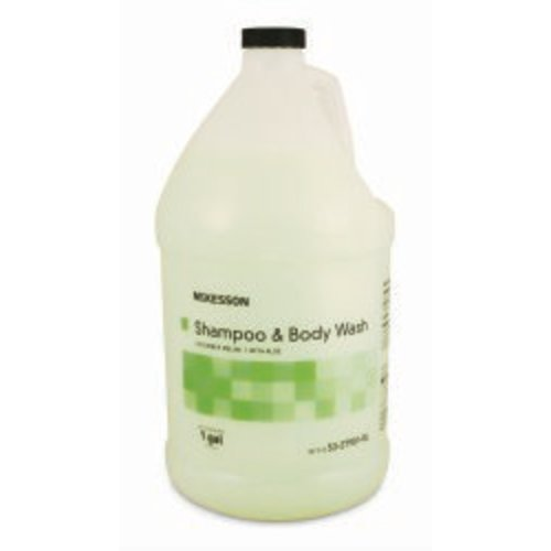 McKesson Shampoo and Body Wash 1 gal. Jug, 4/CS