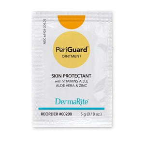 PeriGuard® Skin Protectant Ointment, 5 Gram per Individual Packet, 144/BX