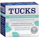 Tucks® Hemorrhoid Relief, 100/EA