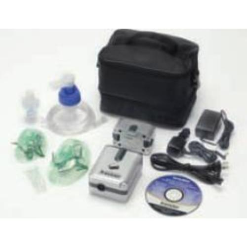 Traveler® Portable Nebulizer Compressor Kit, 1/EA