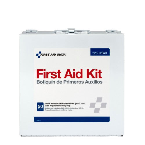 Acme First Aid Only® 50-Person First Aid Kit, 1/EA