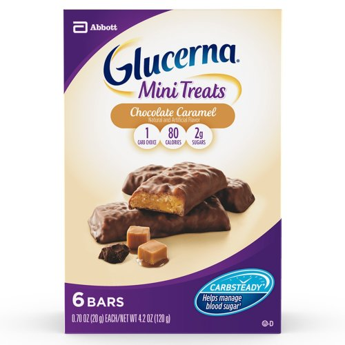 Glucerna® Mini Snacks Oral Supplement, 1/EA