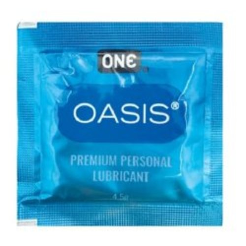 ONE® Oasis® Lubricating Jelly, 1000/CS