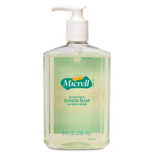 Micrell® Antibacterial Soap 8 oz. Pump Bottle, 12/CS