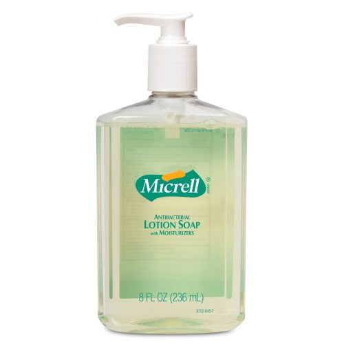 Micrell® Antibacterial Soap 8 oz. Pump Bottle, 1/EA