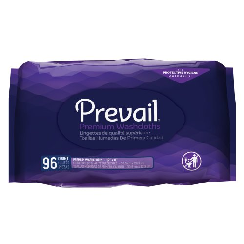 Prevail® Personal Wipe Fresh Scent Soft Pack, 96/PK